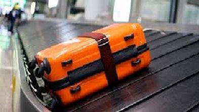 bagagem atrasada