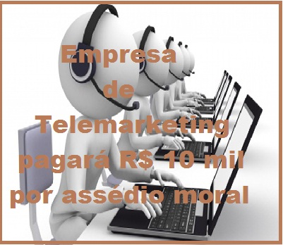 operadora de telemarketing