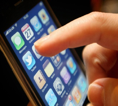 pacote de dados de celular