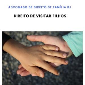 direito de visitar filhos