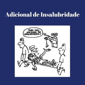 Adicional de Insalubridade